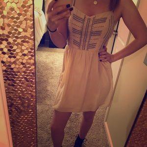 Cute AE open back dress